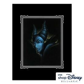 ディズニー Disney マレフィセント ビランズ アートフレーム アートポスター Noah ギフト プレゼント