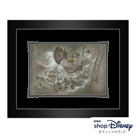 ディズニー Disney ピーターパン アートフレーム アートポスター Noah ギフト プレゼント