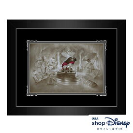 ディズニー Disney パイレーツ・オブ・カリビアン アートフレーム アートポスター Noah ギフト プレゼント