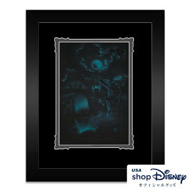 ディズニー Disney ホーンテッドマンション アートフレーム アートポスター Noah ギフト プレゼント