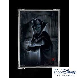 ディズニー Disney 女王 ビランズ アートフレーム アートポスター Noah ギフト プレゼント