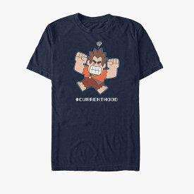 ディズニー Disney レディース メンズ兼用 シュガー ラッシュ Tシャツ 半袖
