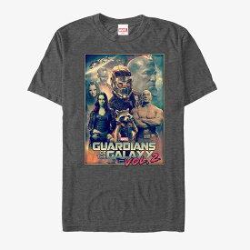マーベル Marvel レディース メンズ兼用 ガーディアンズ オブ ギャラクシー Tシャツ 半袖