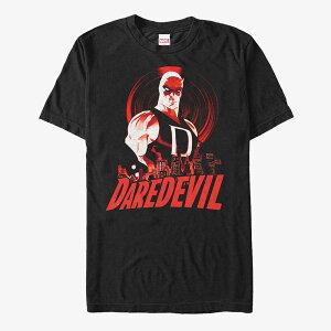 デアデビル Tシャツ マーベル Marvel レディース メンズ兼用 半袖