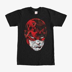 マーベル Marvel レディース メンズ兼用 デアデビル Tシャツ 半袖