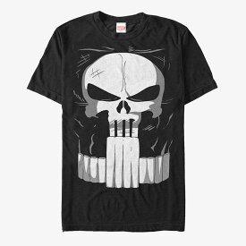 マーベル Marvel レディース メンズ兼用 パニッシャー コスチューム Tシャツ 半袖