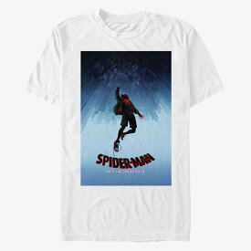 マーベル Marvel マイルス モラレス スパイダーバース Tシャツ 半袖 レディース メンズ