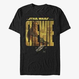 スターウォーズ StarWars チューバッカ Tシャツ 半袖 レディース メンズ