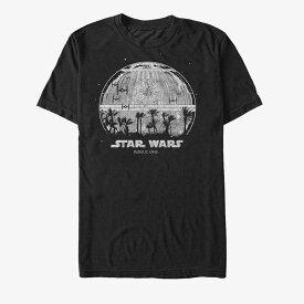 スターウォーズ StarWars デス スター Tシャツ 半袖 レディース メンズ