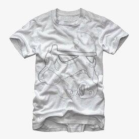 スターウォーズ StarWars ストームトルーパー Tシャツ 半袖 レディース メンズ
