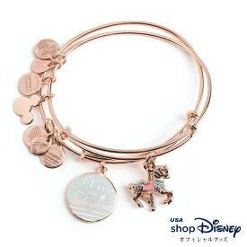 ディズニー Disney ブレスレット バングル セット アレックス アンド アニ レディース ギフト プレゼント