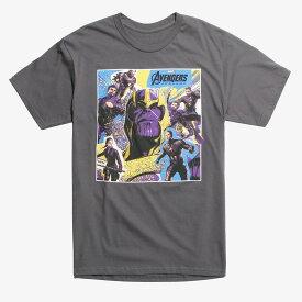 マーベル Marvel アベンジャーズ Tシャツ 半袖 エンドゲーム レディース メンズ