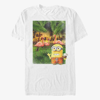Minion minion phantom thief グルー T-shirt short sleeves Lady's men