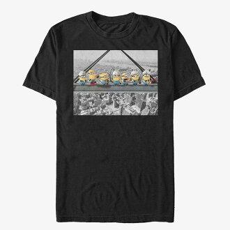 Minion minion phantom thief グルー T-shirt short sleeves Lady's men
