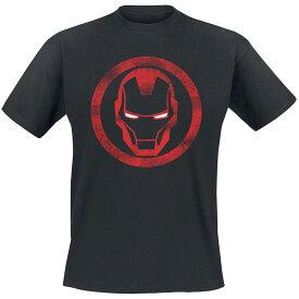 マーベル Marvel アイアンマン Tシャツ 半袖 レディース メンズ