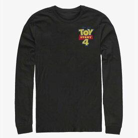 ディズニー Disney トイストーリー Tシャツ 長袖 長袖/ロングスリーブ レディース メンズ