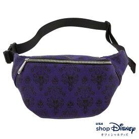 ディズニー Disney ホーンテッドマンション ボディバッグ ウエストバッグ ラウンジフライ Loungefly レディース メンズ