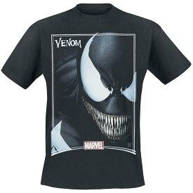 マーベル Marvel ヴェノム Tシャツ 半袖 レディース メンズ