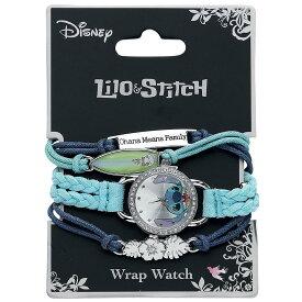 ディズニー Disney リロアンドスティッチ スティッチ 腕時計 ブレスレット セット レディース