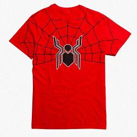 マーベル Marvel スパイダーマン Tシャツ 半袖 ファー フロム ホーム レディース メンズ
