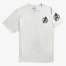 マーベル Marvel アベンジャーズ Tシャツ 半袖 レディース メンズ