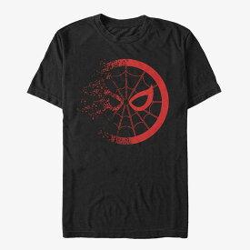マーベル Marvel スパイダーマン Tシャツ 半袖 レディース メンズ