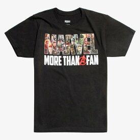 マーベル Marvel アベンジャーズ Tシャツ 半袖 マーベルスタジオ 10周年記念 レディース メンズ