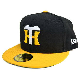 Hanshin Tigers toy cap / / New Era 1975 new era hat (Retro Cap 5950 Customized)