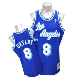 NBA レイカーズ コービー・ブライアント ユニフォーム 1996-1997/ブルー ミッチェル&ネス Throwback Authentic ユニフォーム【1906NBAセール】