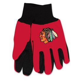 NHL ブラックホークス ファン グローブ/手袋 McArthur【1910価格変更】