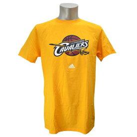 NBA キャバリアーズ Tシャツ ゴールド アディダス Full Primary Logo Short Sleeve Tシャツ【1808NBA】【1907セール】