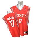 NBA ロケッツ ドワイト・ハワード ユニフォーム ロード アディダス Revolution Swingman ユニフォーム 特別セール
