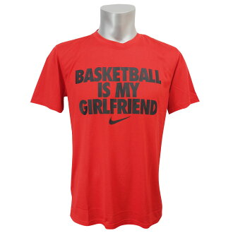 Nike Basketball Ismail girlfriend T shirt Nike /Nike Red / Red / Black