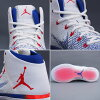 "Nike Jordan /NIKE JORDAN Jordan USA color AIR JORDAN XXXI ""USA"" 845037-107 white"