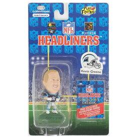 NFL パンサーズ ケビン・グリーン ヘッドライナーズ 1996 エディション NIB フィギュア コリンシアン/Corinthian ホーム レアアイテム
