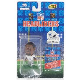 NFL カウボーイズ ネイト・ニュートン ヘッドライナーズ 1996 エディション NIB フィギュア コリンシアン/Corinthian ホーム レアアイテム