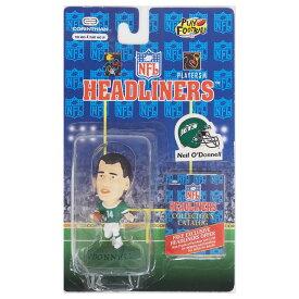 NFL イーグルス ニール・オドネル ヘッドライナーズ 1996 エディション NIB フィギュア コリンシアン/Corinthian ホーム レアアイテム