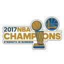 NBA ウォリアーズ 2017 ファイナル優勝記念 マグネット