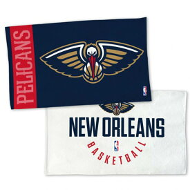 NBA ペリカンズ オーセンティック オンコート タオル ウィンクラフト/WinCraft【1910価格変更】