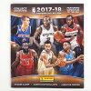 NBA粘紙/封條收集影集2017-18 PANINI罕見的項目