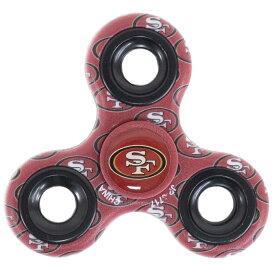 スーパーボウル進出 NFL 49ers 3WAY ハンドスピナー Forever Collectibles【1910価格変更】