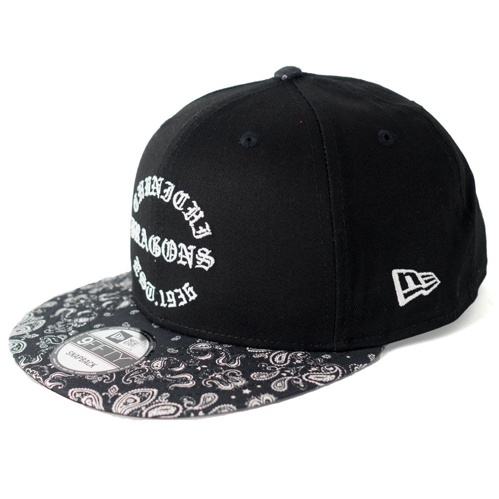 中日ドラゴンズ グッズ キャップ/帽子 ペイズリー 950