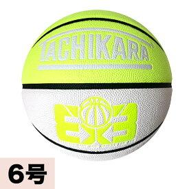 TACHIKARA 3x3 ゲーム TACHIKARA ホワイト / ネオンイエロー BSKTBLL特集