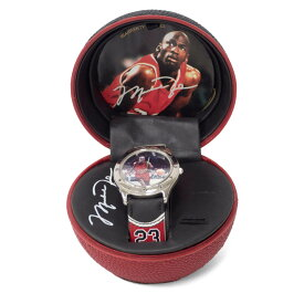 NBA マイケル・ジョーダン AVON Jordan Basketball Watch (Red Jersey) Wilson【1910価格変更】