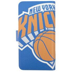 NBA ニューヨーク・ニックス 手帳型スマホカバー(マルチ) JUSTICE【1910価格変更】