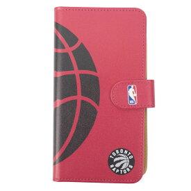 NBA トロント・ラプターズ 手帳型スマホカバー(マルチ) JUSTICE
