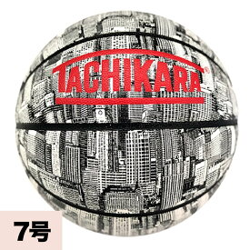 TACHIKARA CONCRETE JUNGLE バスケットボール TACHIKARA ビルディングパターン BSKTBLL特集