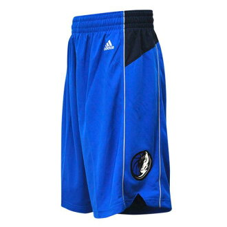 NBA Mavericks shorts road Adidas Revolution Swingman shorts