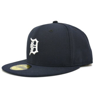New Era MLB Detroit Tigers Authentic Performance On-Field Cap (home)