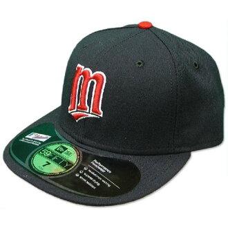 MLB twins Cap / Hat alternate new era Authentic Performance On-Field Cap